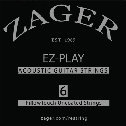 EZ-Play PillowTouch Uncoated Strings