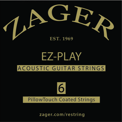 EZ-Play PillowTouch Coated Strings